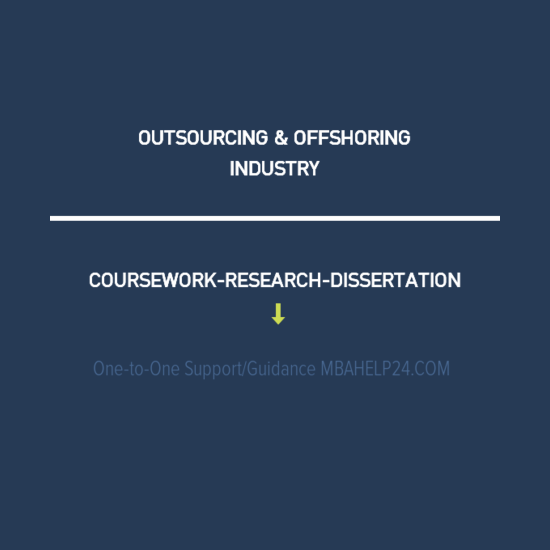 Dissertation proposal outsourcing
